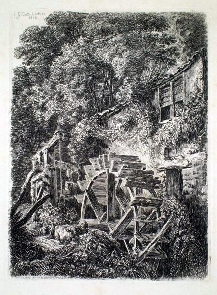 George CUITT (Gran Bretagna, 1779 – 1854) – CHESTER (1814)