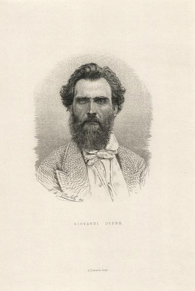 Francesco DI BARTOLO (Catania, 1826 – ?) – GIOVANNI DUPRE'