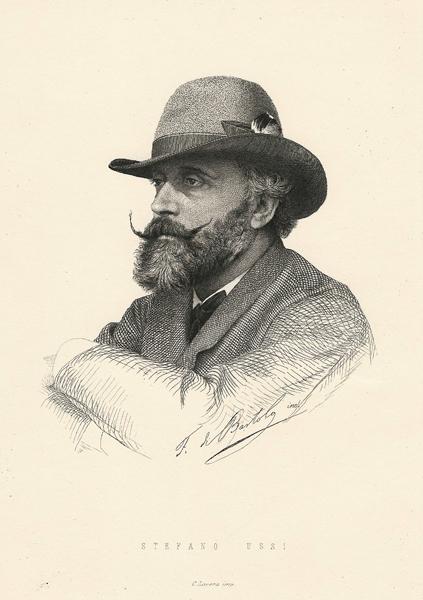 Francesco DI BARTOLO (Catania, 1826 – ?) – STEFANO USSI