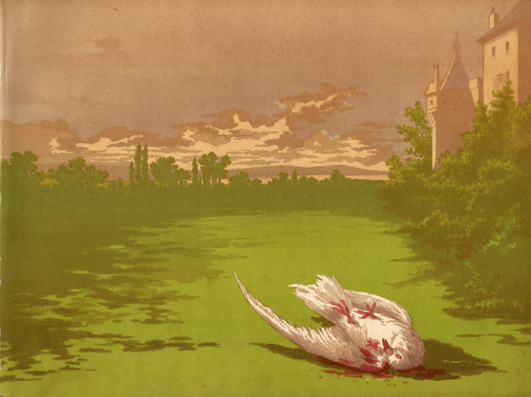 Georges FRAIPONT (Francia, 1873 – 1912) – LA COLOMBE