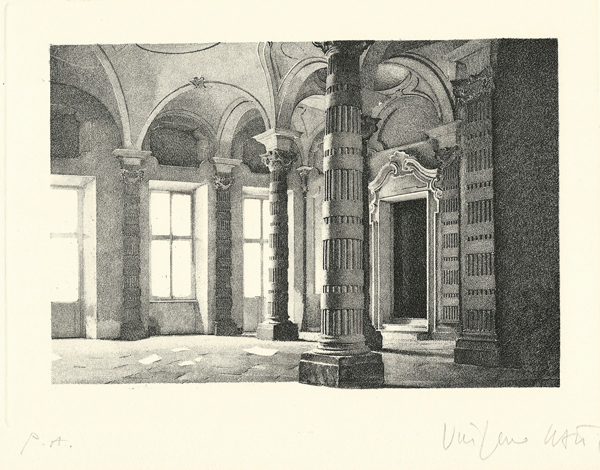 Vincenzo GATTI (Torino, 1948) – INTERNO
