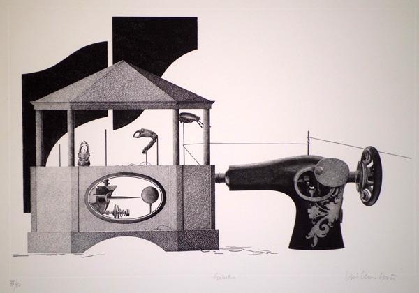 Vincenzo GATTI (Torino, 1948) – GIOSTRA (1983)