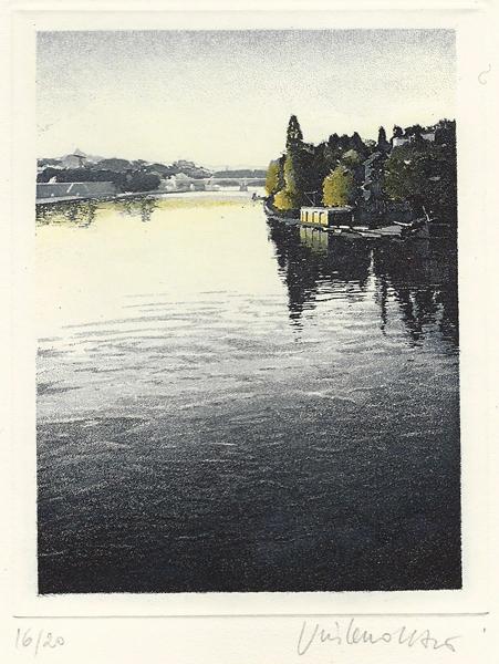Vincenzo GATTI (Torino, 1948) – PAESAGGIO (1987)