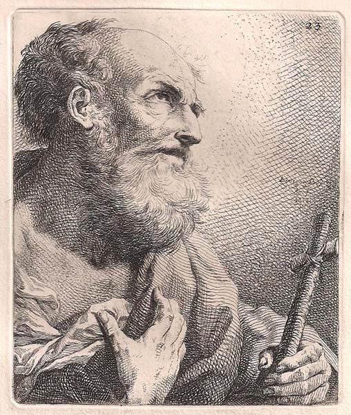 Benigno BOSSI (Arcisate, 1727 – 1792) – SANTO