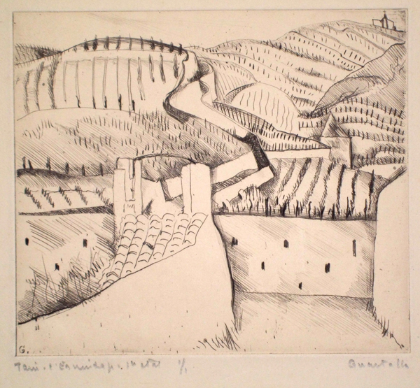 Pierre GUASTALLA (Francia, 1891 – 1968) – L'ERMITAGE