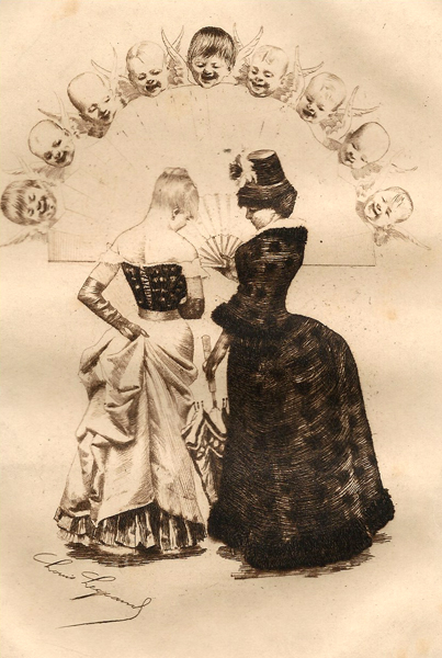 Louis LEGRAND (Francia, 1863 – 1951) – FIFONE (1884)