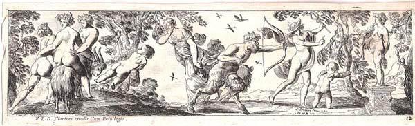 Pierre BREBIETTE (Francia, 1598 – 1650) – PUTTI