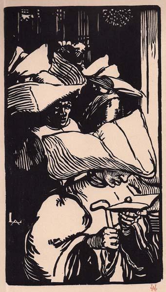 Auguste Louis LEPERE (Francia, 1849 – 1918) – SUORE