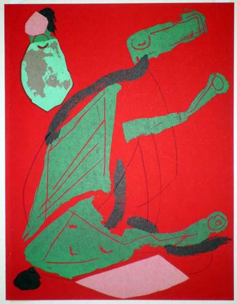 Marino MARINI (Pistoia, 1901 – 1980) – MIRACOLO (1970)