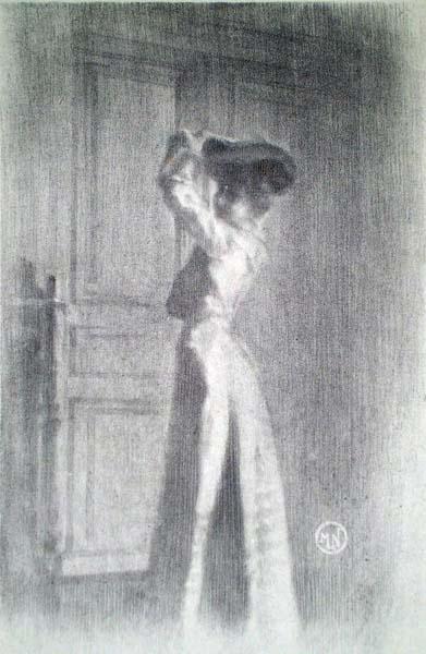Maurice NEUMONT (Francia, 1868 – 1930) – PARISIENNE