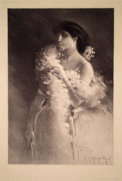 Rodolphe PIGUET (Svizzera, 1840 – 1915) – SOIREE