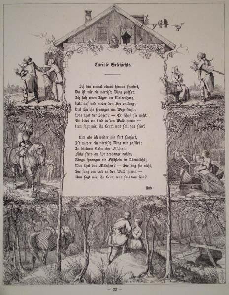 Henry RITTER (Canada, 1816 – 1853) – CURIOSE GESCHICHTE