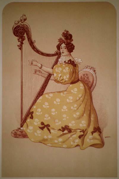 Auguste ROEDEL (Francia, 1859 – 1900) – LA ROMANCE