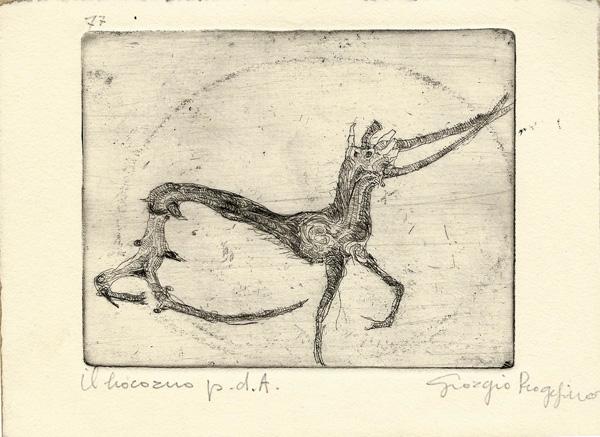 Giorgio ROGGINO (Torino, 1941) – IL LIOCORNO