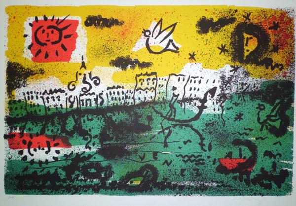 Franco ROGNONI (Milano, 1913 – 1999) – VENEZIA