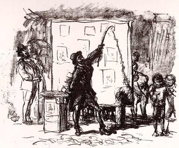 Max SLEVOGT (Germania, 1868 – 1932) – DER BILDERMANN