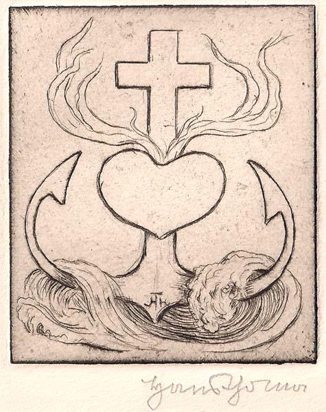 Hans THOMA (Germania, 1839 – 1924) – GLAUBE, LIEBE, HOFFNUNG