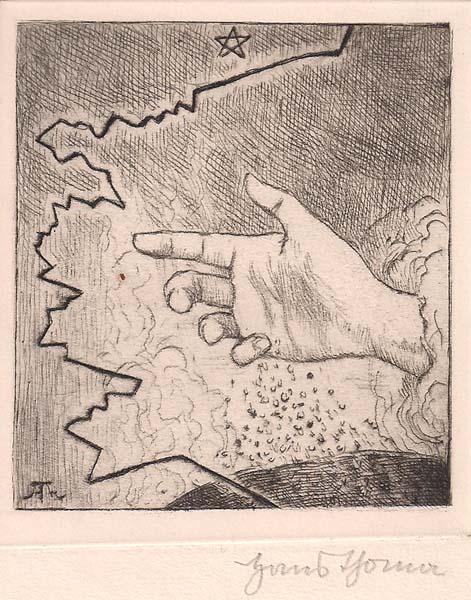 Hans THOMA (Germania, 1839 – 1924) – DIE HAND