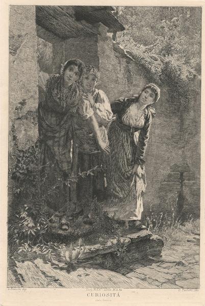 Celestino TURLETTI (Torino, 1845 – 1904) – CURIOSITÀ da L. Bianchi