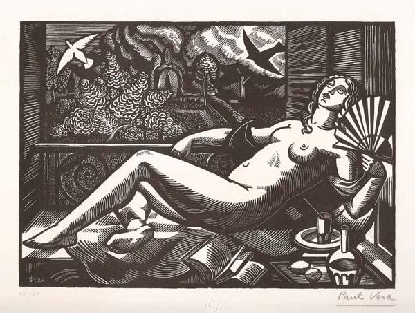 Paul Bernard VERA (Stati Uniti, 1882 – 1957) – L'ETE