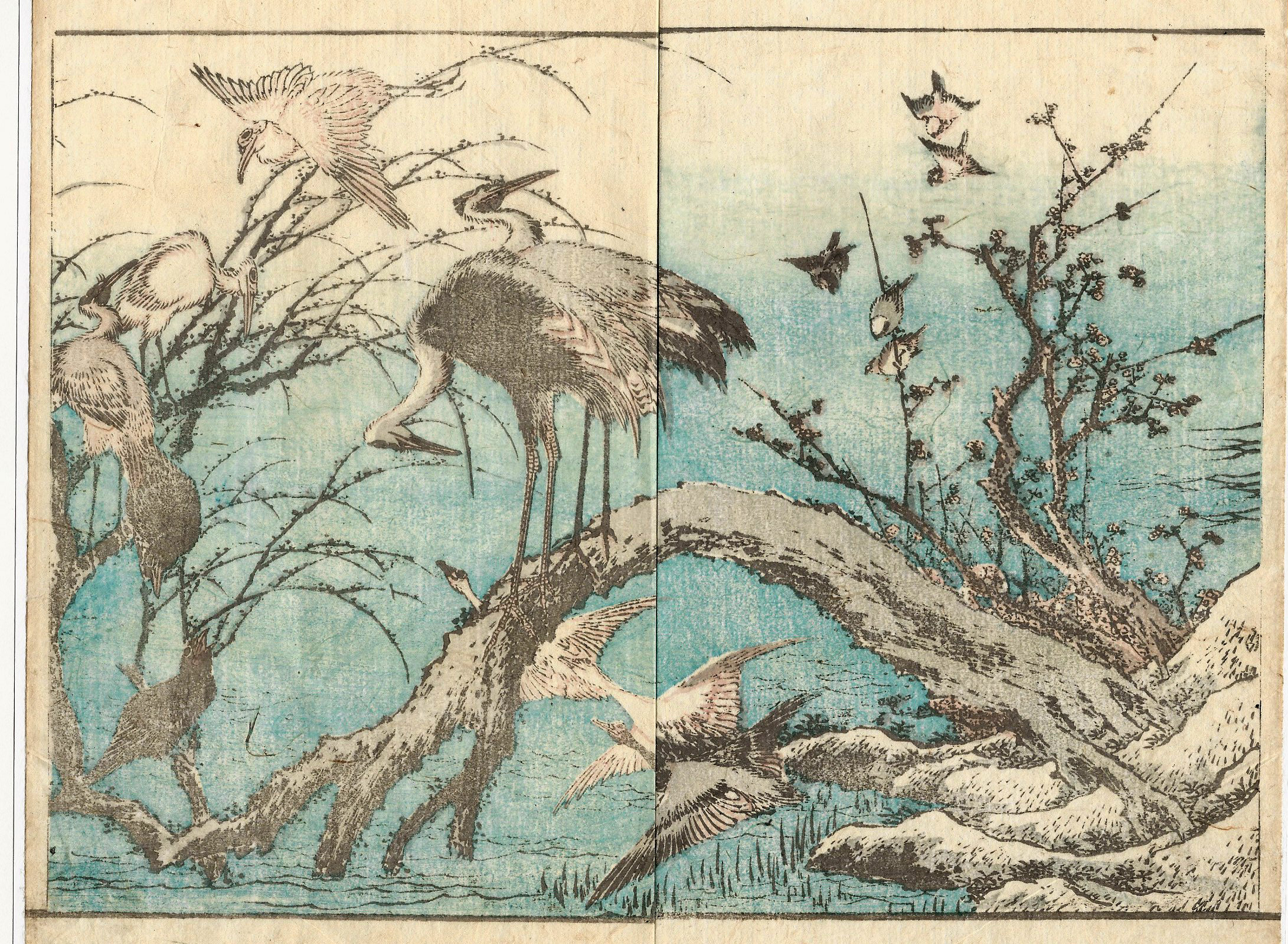 Katsushika HOKUSAI (Giappone, 1760 – 1849) – HOKUSAI Katsushika