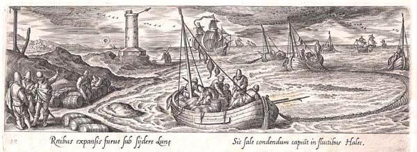 Philip GALLE (Olanda, 1537 – 1612) – CACCIA