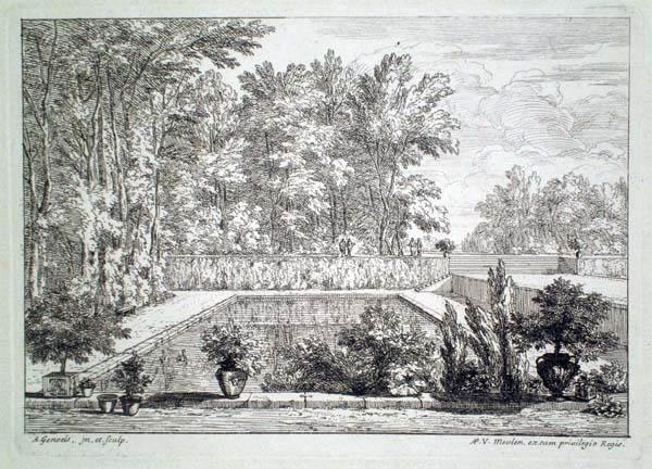 Abraham GENOELS (Fiandre, 1640 – 1723) – VASCA