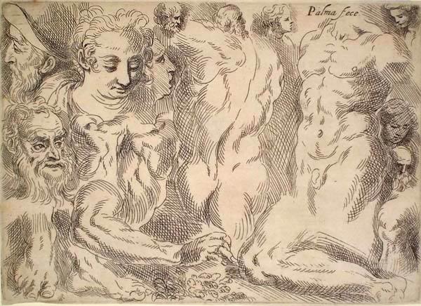 Jacopo NEGRETTI (Venezia, 1544 – 1628) – STUDI