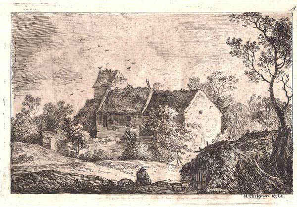 Alexis Nicholas I PERIGNON (Francia, 1729 – 1782) – FATTORIA