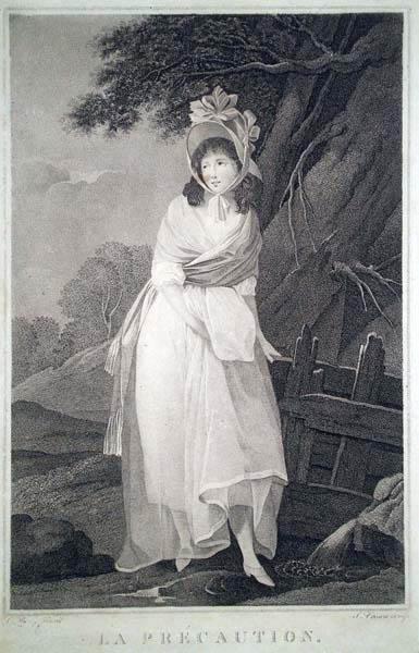 Salvatore TRESCA (Palermo, 1750 – 1815) – LA PRECAUTION da L. Boily