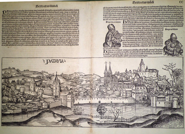 Michael WOHLGEMUT (Norimberga, 1434 – 1519) – PATAVIA