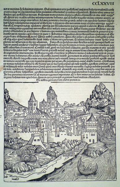 Michael WOHLGEMUT (Norimberga, 1434 – 1519) – AUSTRIA (1434)