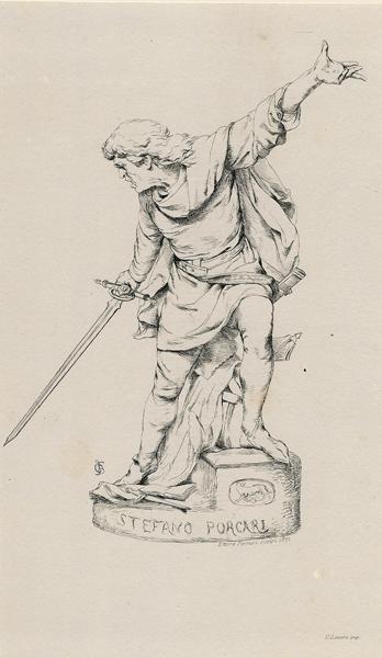 Carlo Felice BISCARRA (Torino, 1823 – 1894) – STEFANO PORCARI