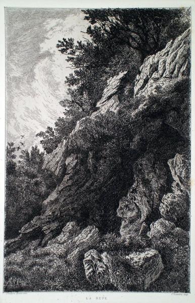 Walter Teodoro BOSIO (Piossasco, circa 1835 – ?) – LA RUPE
