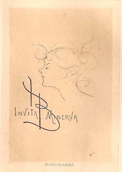 Henri BOUTET (Francia, 1851 – 1919) – MONOGRAMME