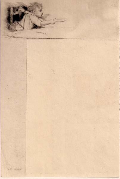 Henri BOUTET (Francia, 1851 – 1919) – ANCORA PAPPA