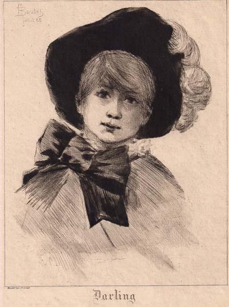 Henri BOUTET (Francia, 1851 – 1919) – DARLING (1882) (1851) – BOUTET Henri