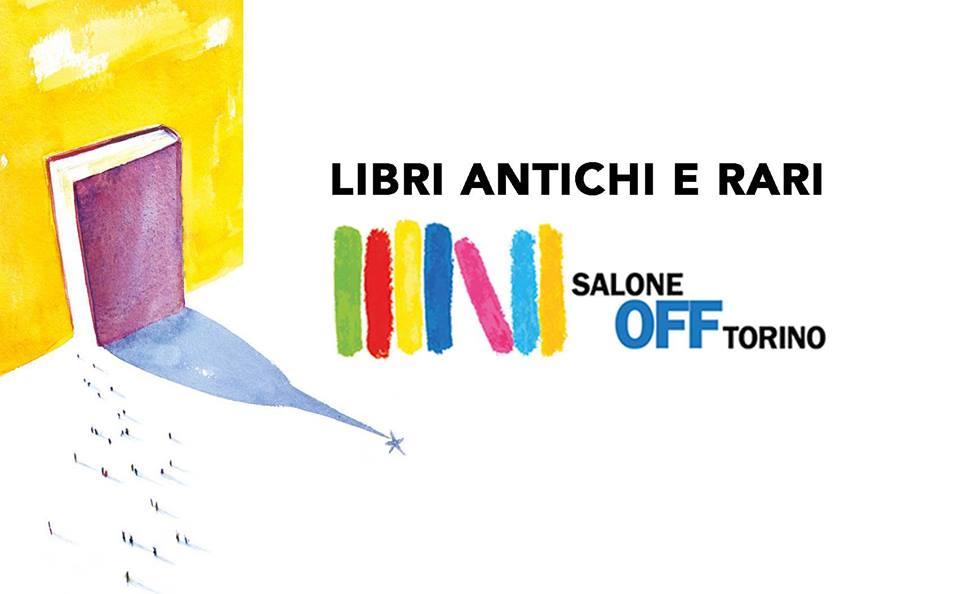 Saremo presenti a SALONE OFF TORINO dall'11 all 13 Maggio 2018